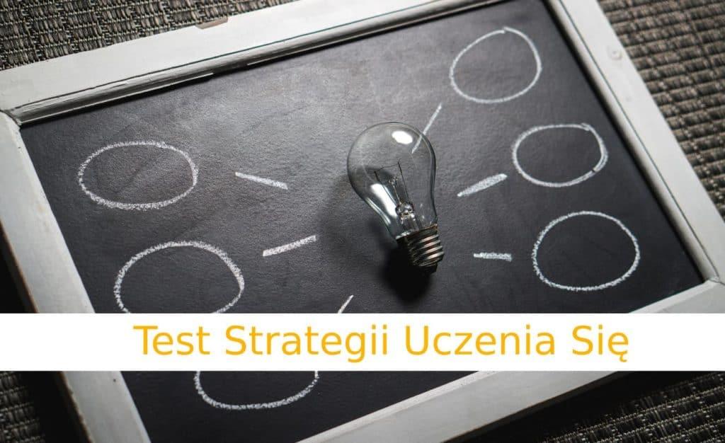 Test Strategii Uczenia Się